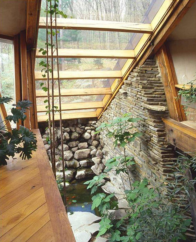 adelaparvu.com despre casa in forma de diamant, casa SUA, arhitect Nancy Copley (9)