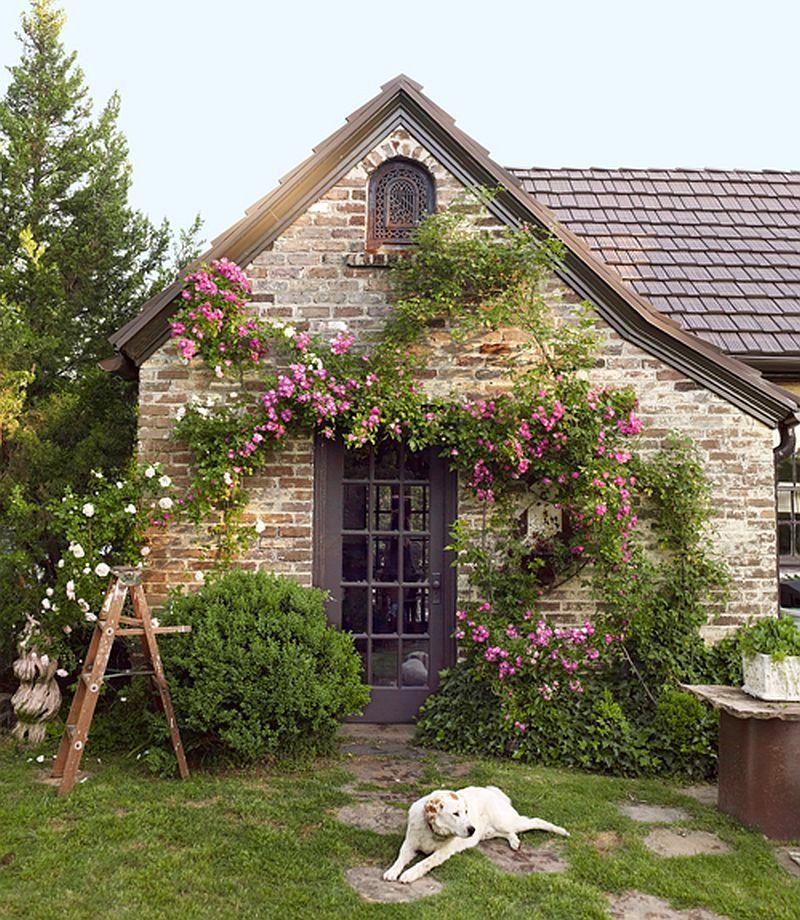 adelaparvu.com despre casa in stil englezesc cu gradina, designer Prentiss Douthit, Foto Country Living (1)