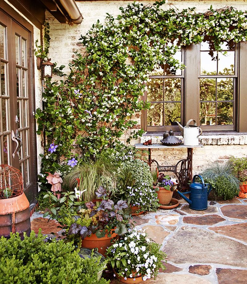 adelaparvu.com despre casa in stil englezesc cu gradina, designer Prentiss Douthit, Foto Country Living (10)