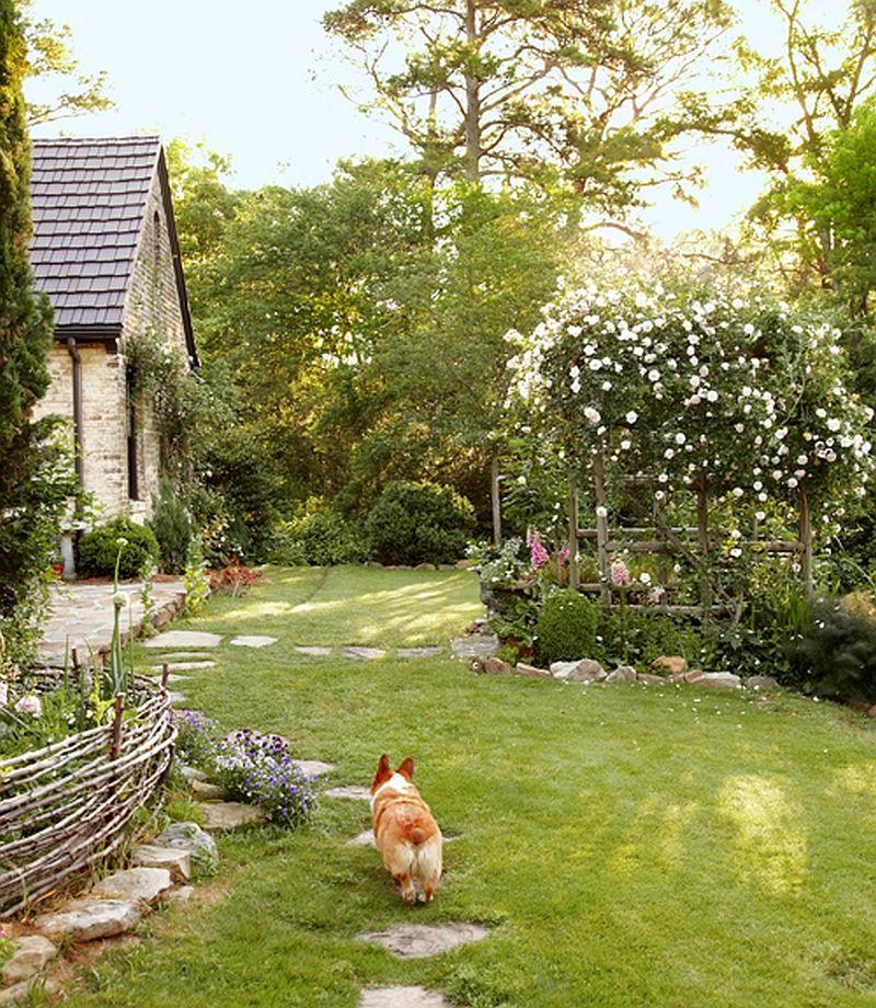 adelaparvu.com despre casa in stil englezesc cu gradina, designer Prentiss Douthit, Foto Country Living (12)