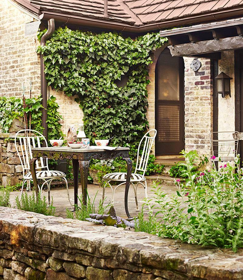 adelaparvu.com despre casa in stil englezesc cu gradina, designer Prentiss Douthit, Foto Country Living (13)