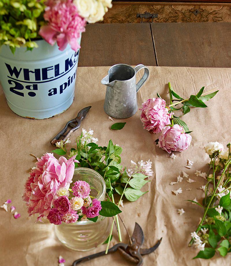 adelaparvu.com despre casa in stil englezesc cu gradina, designer Prentiss Douthit, Foto Country Living (2)