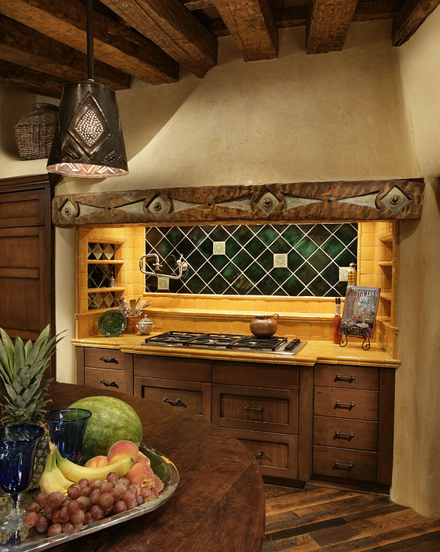 adelaparvu.com despre casa in stil mexican, casa organica SUA, arhitectura UDA, design interior Paula Den Boer  (1)