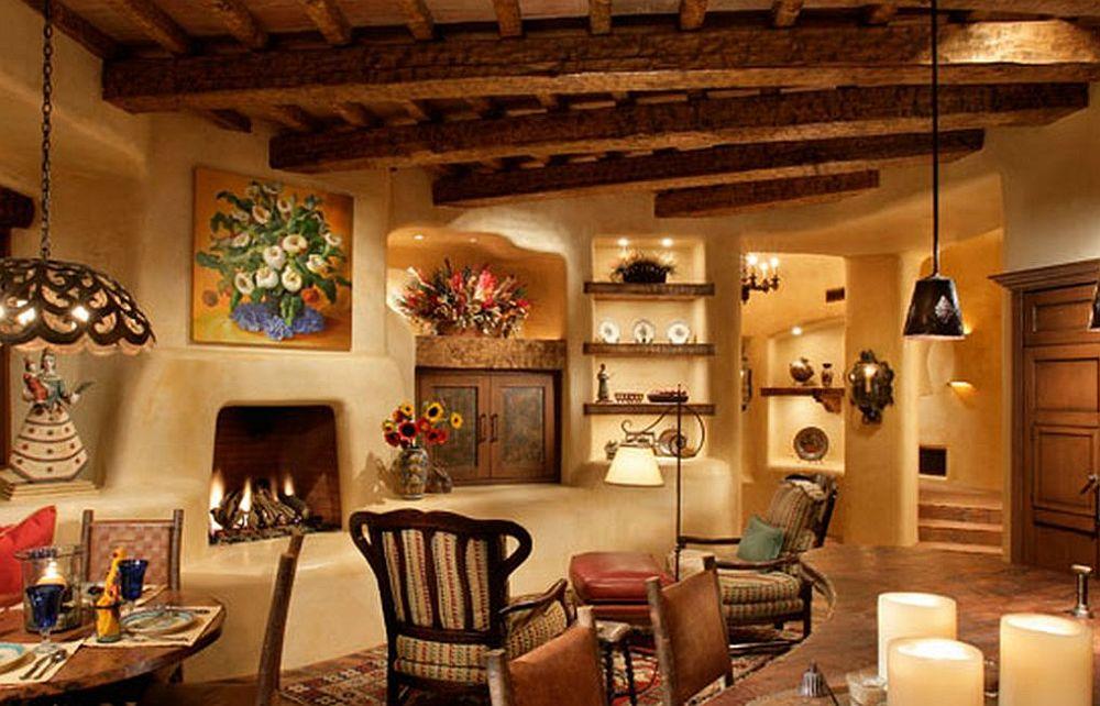 adelaparvu.com despre casa in stil mexican, casa organica SUA, arhitectura UDA, design interior Paula Den Boer  (2)