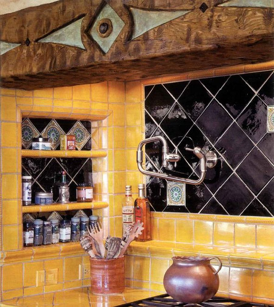 adelaparvu.com despre casa in stil mexican, casa organica SUA, arhitectura UDA, design interior Paula Den Boer  (4)