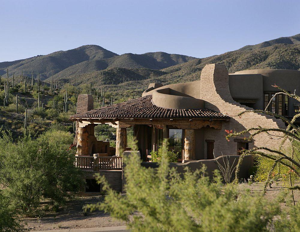 adelaparvu.com despre casa in stil mexican, casa organica SUA, arhitectura UDA, design interior Paula Den Boer  (9)