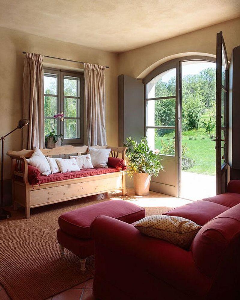 adelaparvu.com despre casa in stil toscan, casa Italia, Foto Enrique Menossi (1)