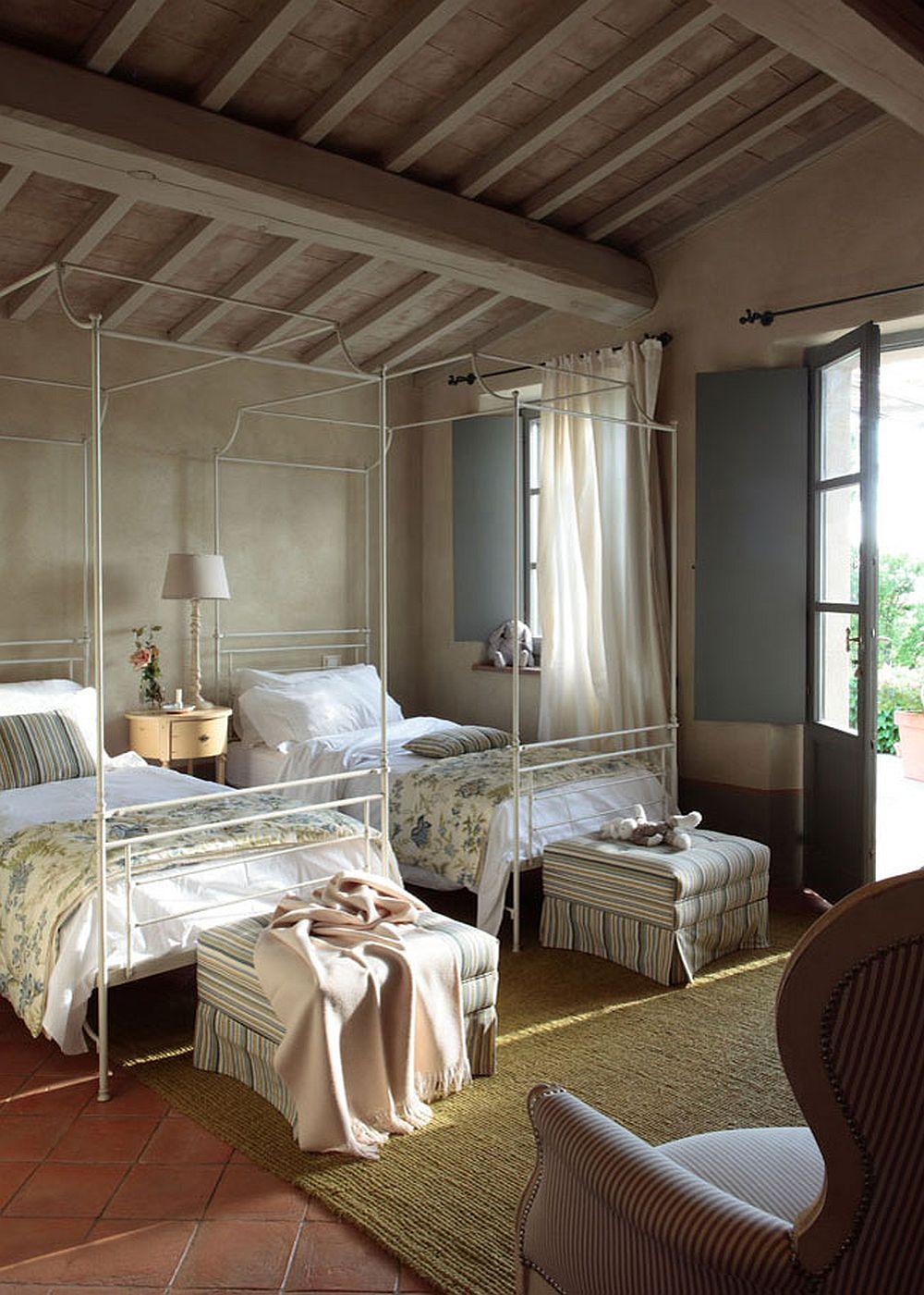 adelaparvu.com despre casa in stil toscan, casa Italia, Foto Enrique Menossi (11)