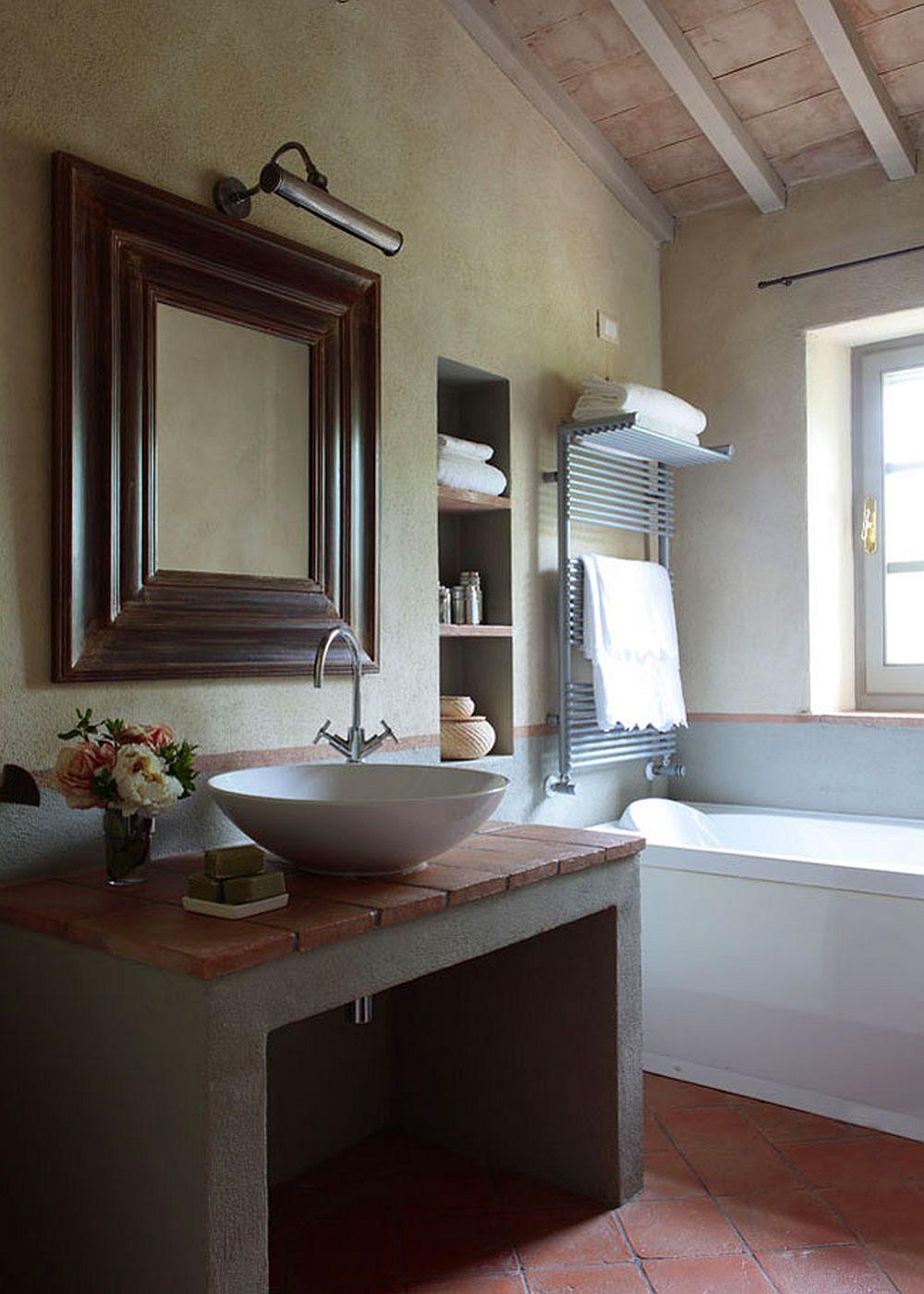 adelaparvu.com despre casa in stil toscan, casa Italia, Foto Enrique Menossi (12)
