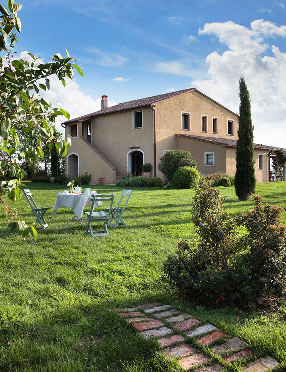 adelaparvu.com despre casa in stil toscan, casa Italia, Foto Enrique Menossi (4)