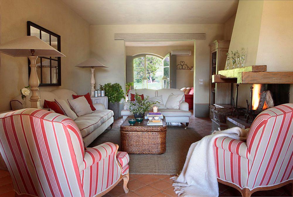 adelaparvu.com despre casa in stil toscan, casa Italia, Foto Enrique Menossi (5)