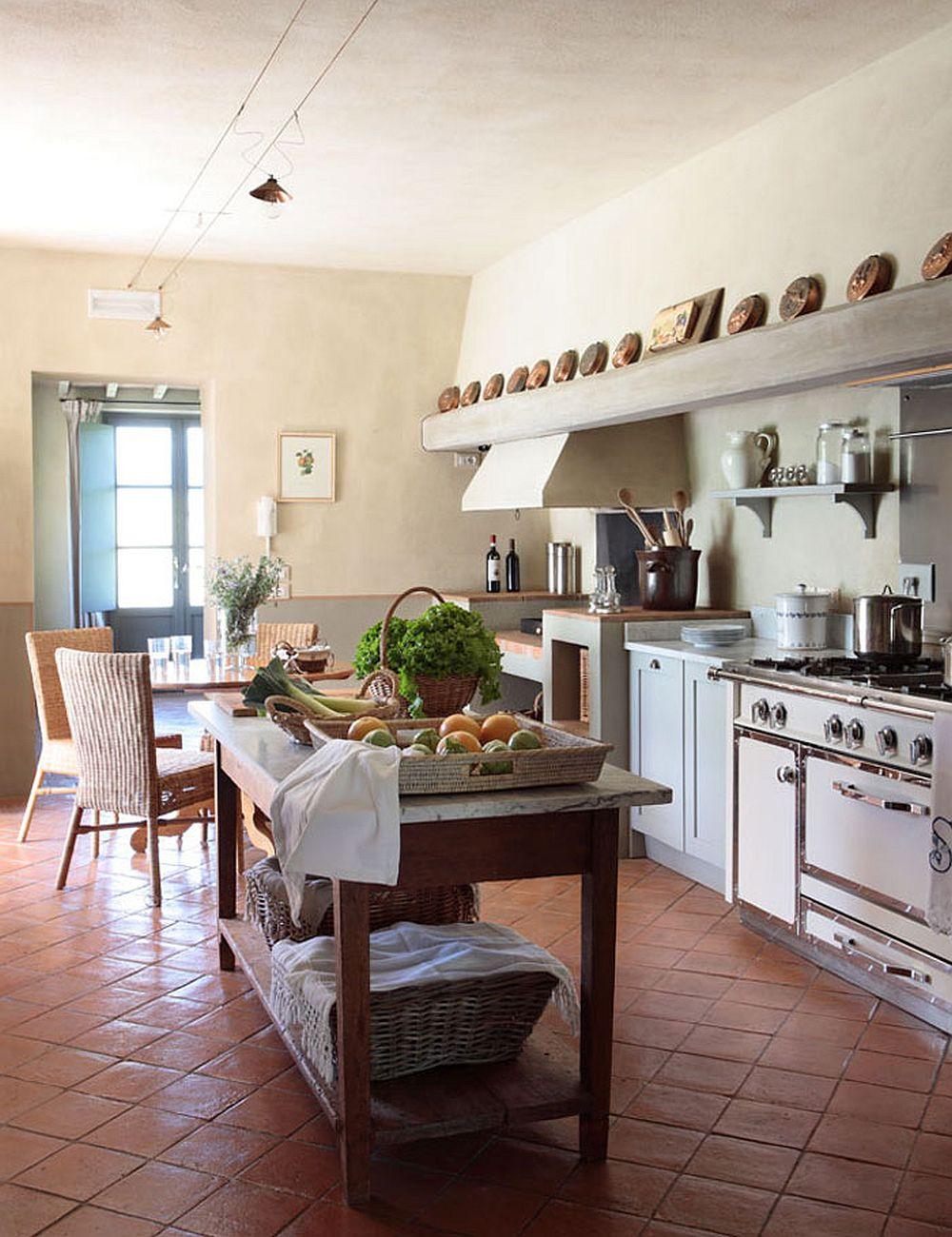 adelaparvu.com despre casa in stil toscan, casa Italia, Foto Enrique Menossi (6)