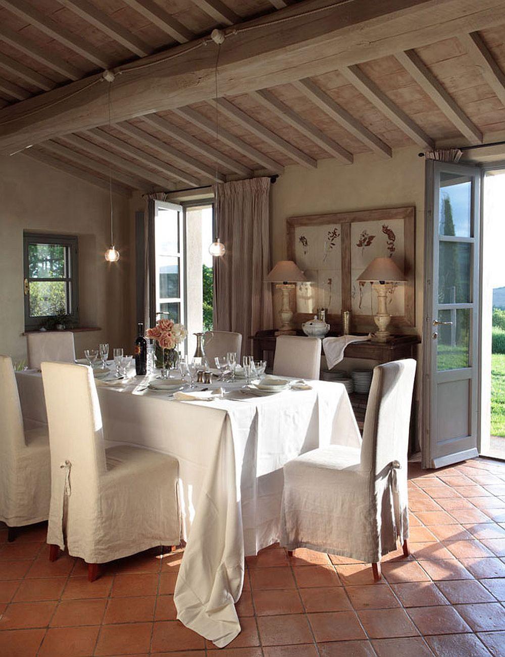 adelaparvu.com despre casa in stil toscan, casa Italia, Foto Enrique Menossi (7)