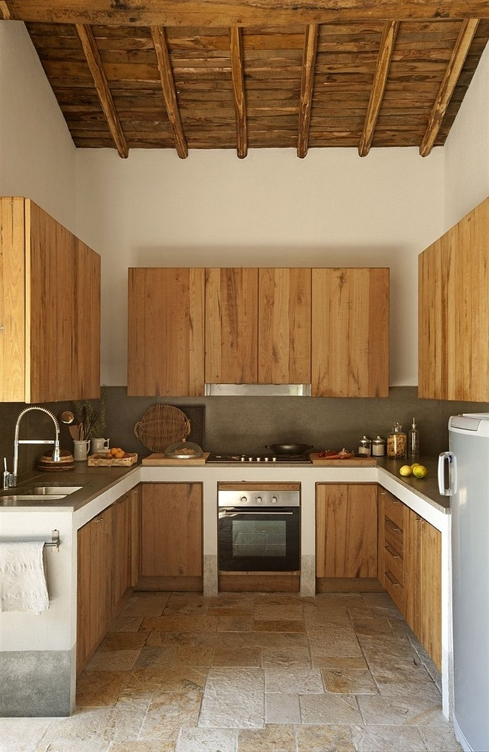 adelaparvu.com despre casa in stil toscan, casa rustic moderna, design Claudia Claudia Pelizzari (10)