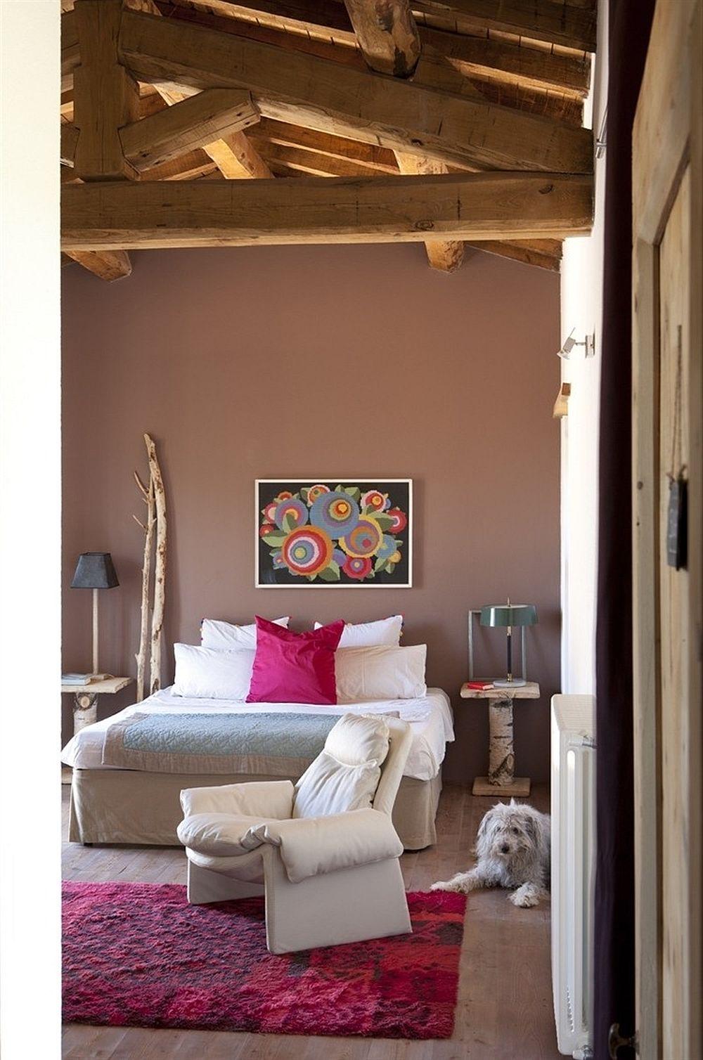 adelaparvu.com despre casa in stil toscan, casa rustic moderna, design Claudia Claudia Pelizzari (12)
