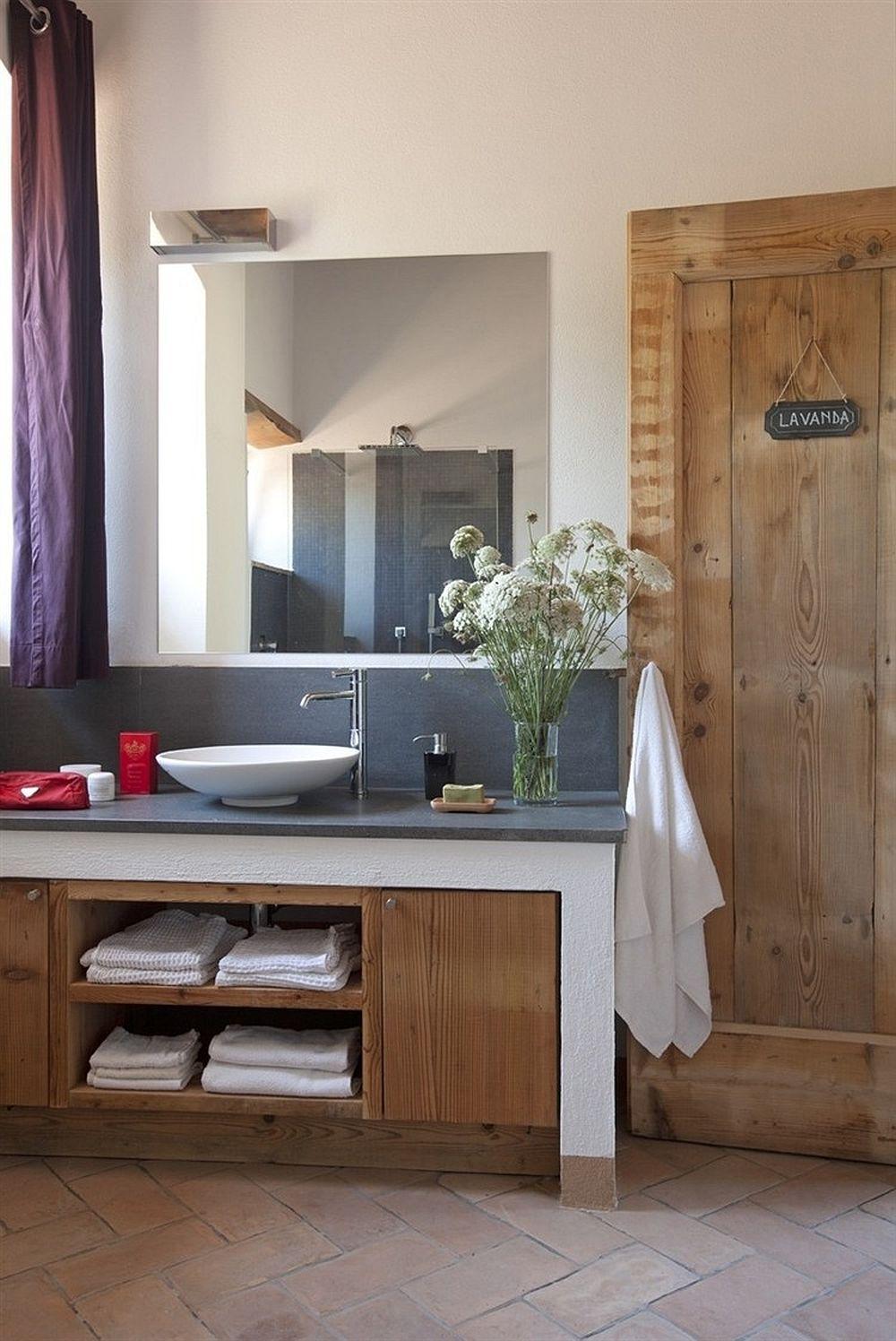 adelaparvu.com despre casa in stil toscan, casa rustic moderna, design Claudia Claudia Pelizzari (14)