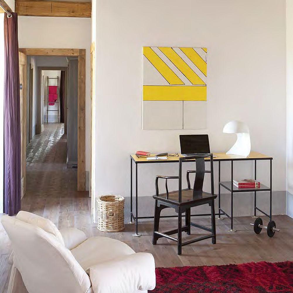 adelaparvu.com despre casa in stil toscan, casa rustic moderna, design Claudia Claudia Pelizzari (16)