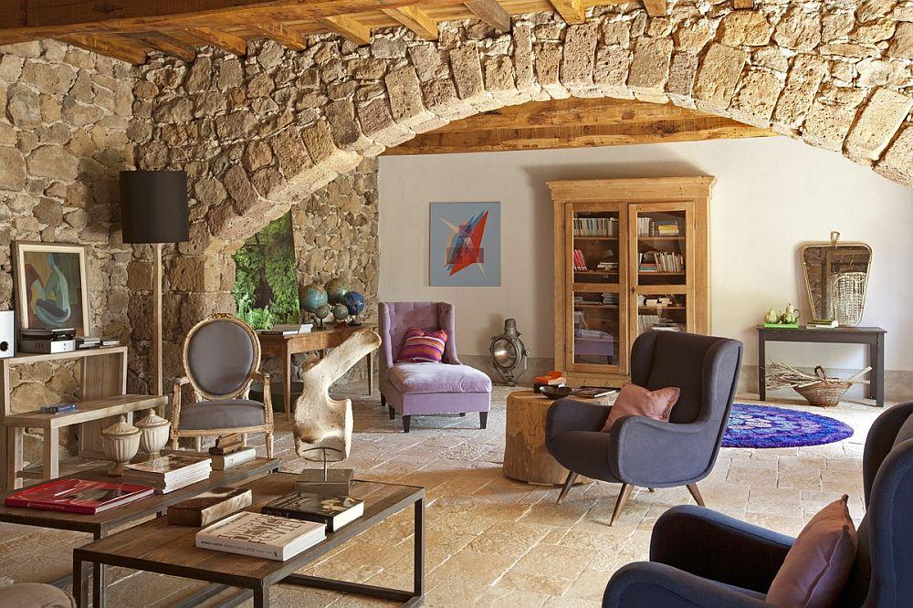 adelaparvu.com despre casa in stil toscan, casa rustic moderna, design Claudia Claudia Pelizzari (17)