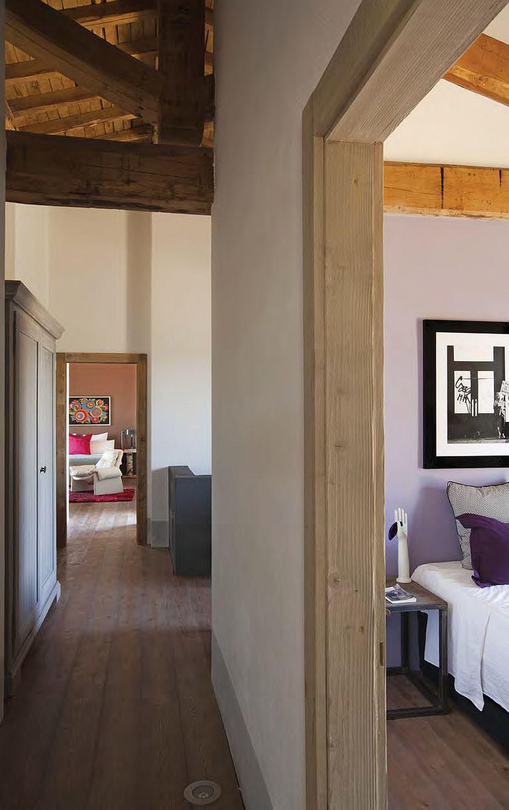 adelaparvu.com despre casa in stil toscan, casa rustic moderna, design Claudia Claudia Pelizzari (18)