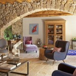 adelaparvu.com despre casa in stil toscan, casa rustic moderna, design Claudia Claudia Pelizzari (2)