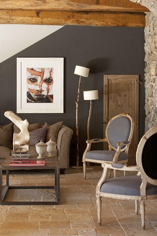 adelaparvu.com despre casa in stil toscan, casa rustic moderna, design Claudia Claudia Pelizzari (4)