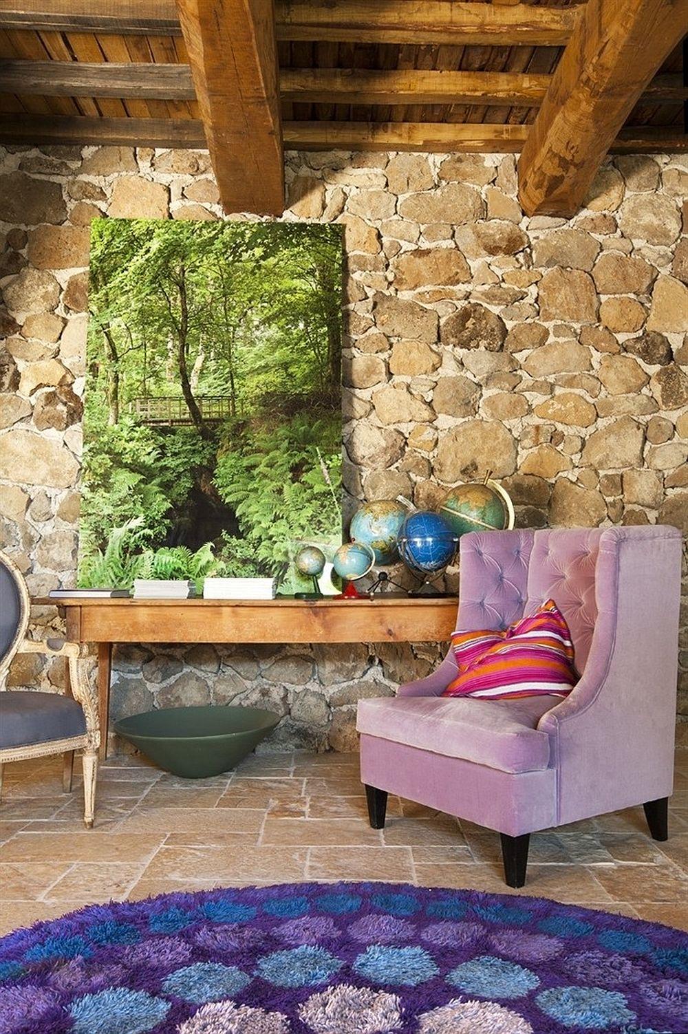 adelaparvu.com despre casa in stil toscan, casa rustic moderna, design Claudia Claudia Pelizzari (7)
