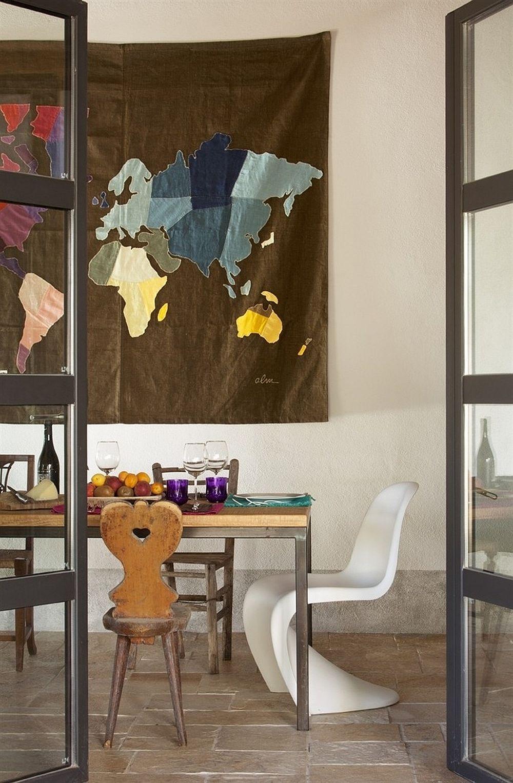 adelaparvu.com despre casa in stil toscan, casa rustic moderna, design Claudia Claudia Pelizzari (8)