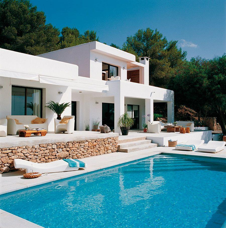 adelaparvu.com despre casa la mare, casa cu psicina la Ibiza, casa Spania, designer Canut Malales Martinez (1)