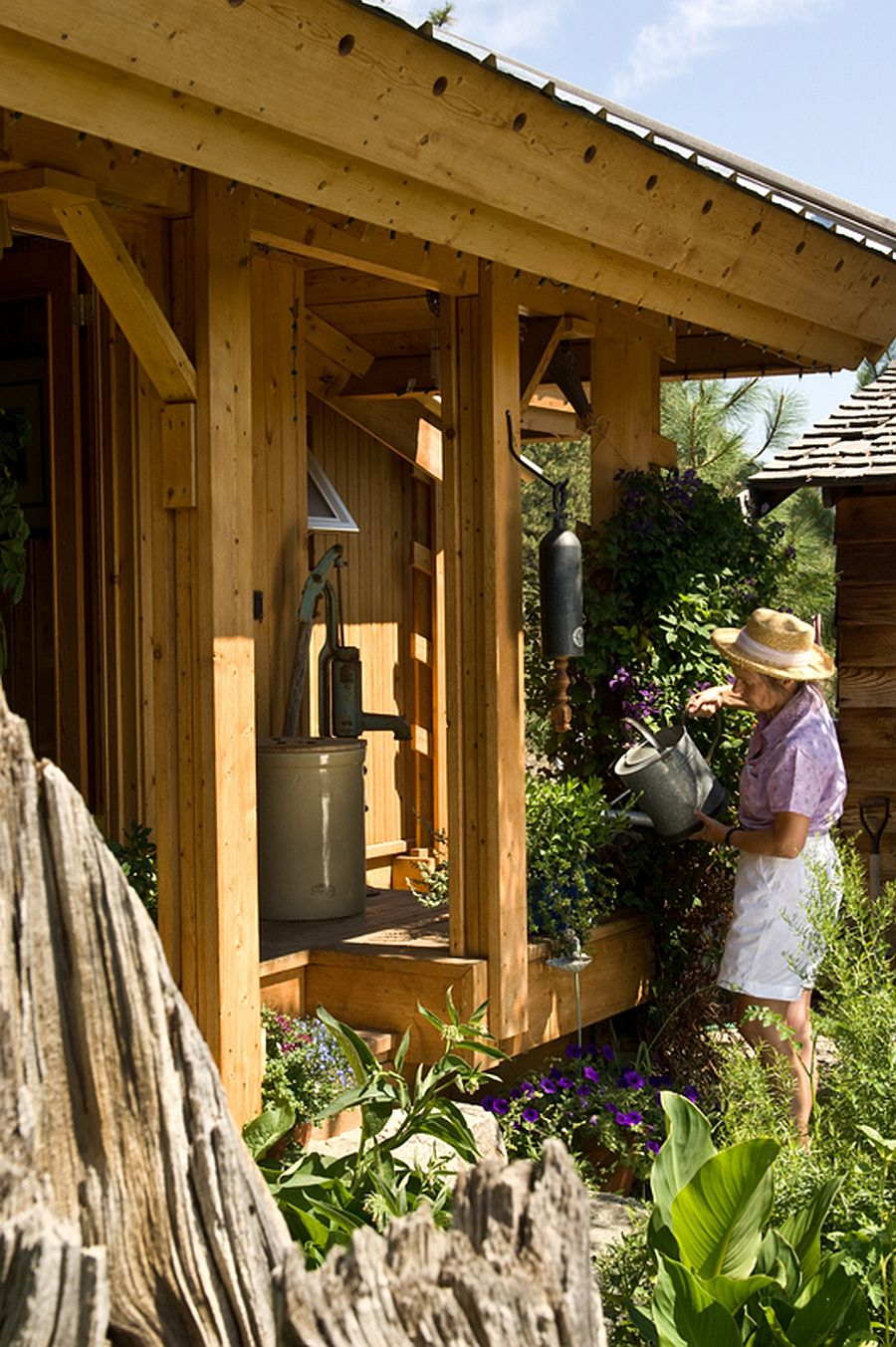 adelaparvu.com despre casa mica 28 mp, design Henry Yorke Mann, Foto Stuart Bish (1)