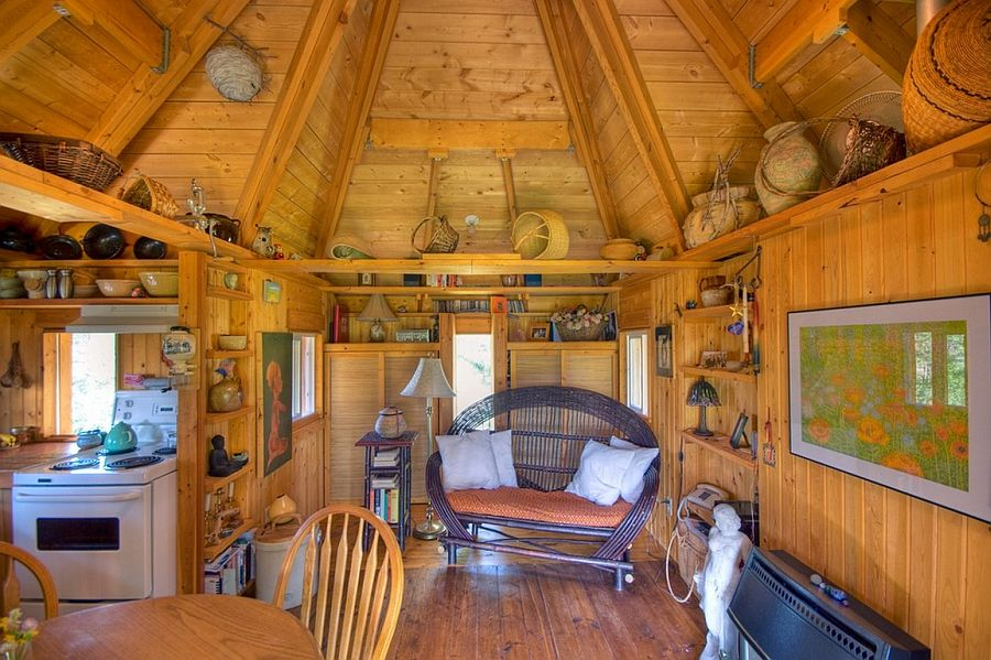adelaparvu.com despre casa mica 28 mp, design Henry Yorke Mann, Foto Stuart Bish (15)
