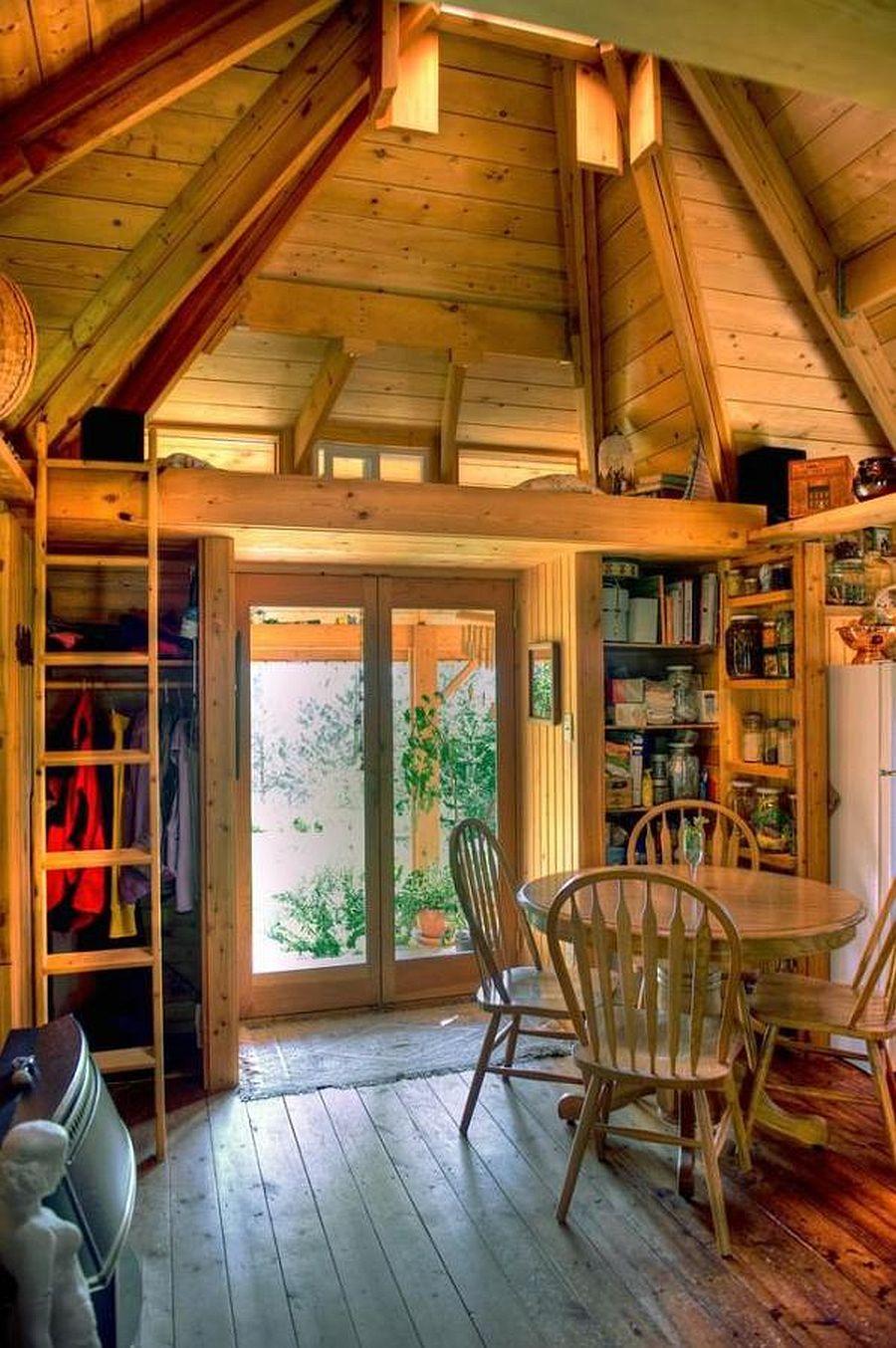 adelaparvu.com despre casa mica 28 mp, design Henry Yorke Mann, Foto Stuart Bish (3)