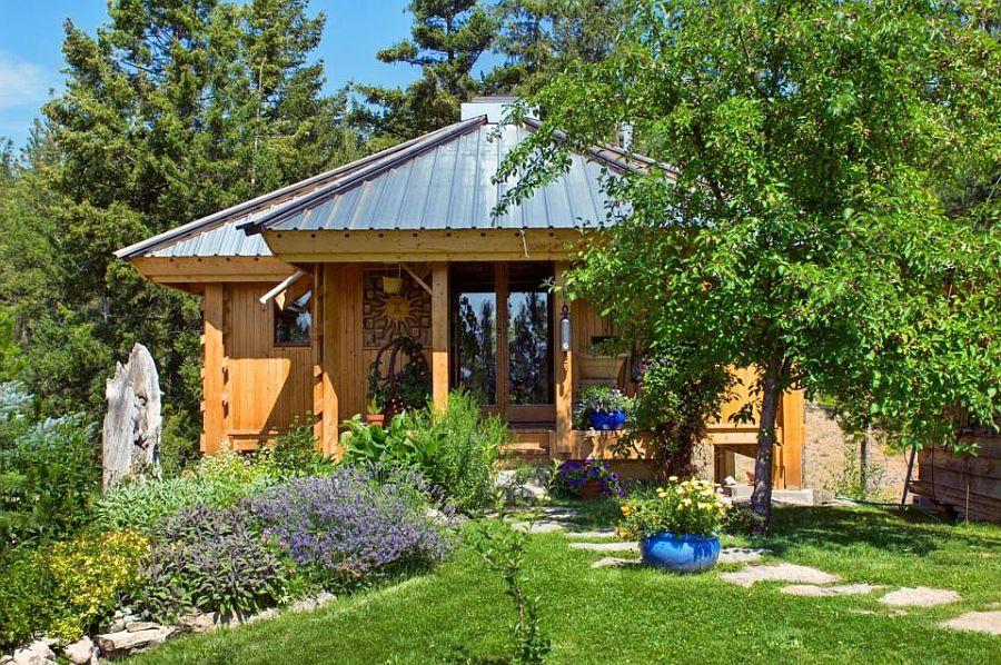 adelaparvu.com despre casa mica 28 mp, design Henry Yorke Mann, Foto Stuart Bish (5)