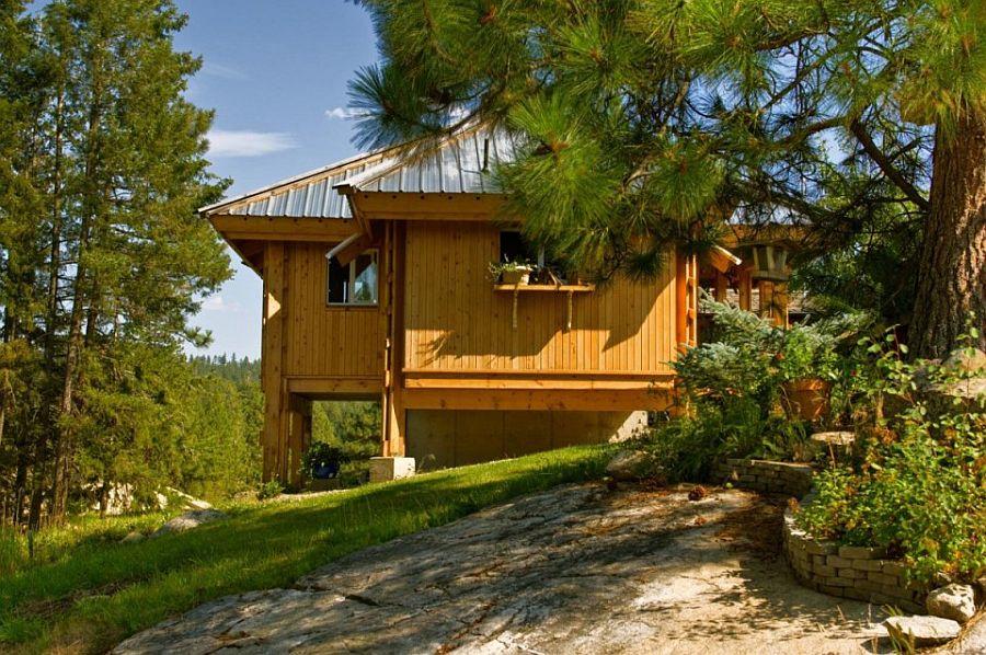 adelaparvu.com despre casa mica 28 mp, design Henry Yorke Mann, Foto Stuart Bish (6)