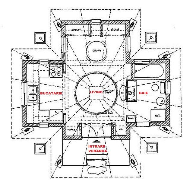 adelaparvu.com despre casa mica 28 mp, design Henry Yorke Mann, Foto Stuart Bish (7)