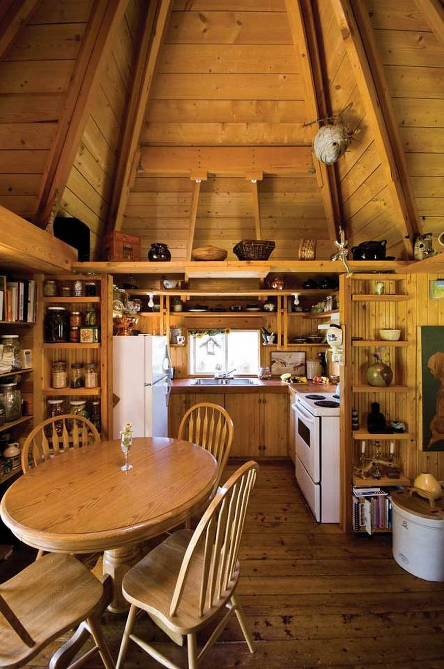 adelaparvu.com despre casa mica 28 mp, design Henry Yorke Mann, Foto Stuart Bish (8)