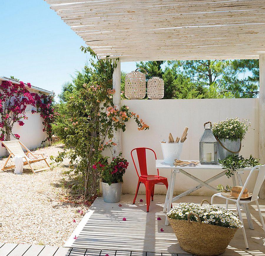 adelaparvu.com despre casa mica 37 mp la mare, casa Formentera, casa Spania, designer Estela Gómez Lupión (1)
