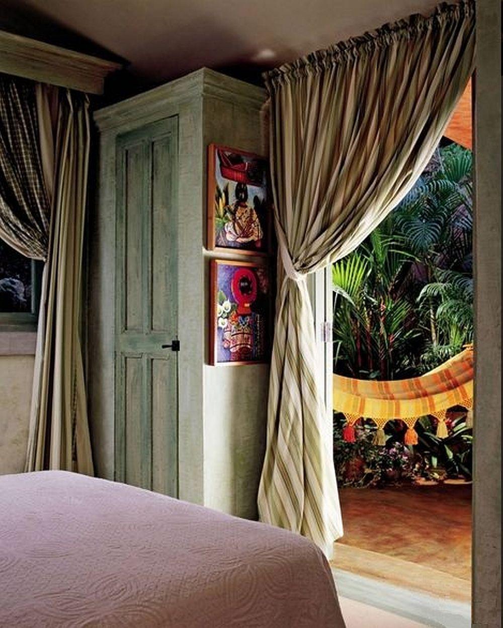adelaparvu.com despre casa mica romantica, decor eclectic, casa Panama, design interior Diane Burn, Foto Michael Calderwood (1)