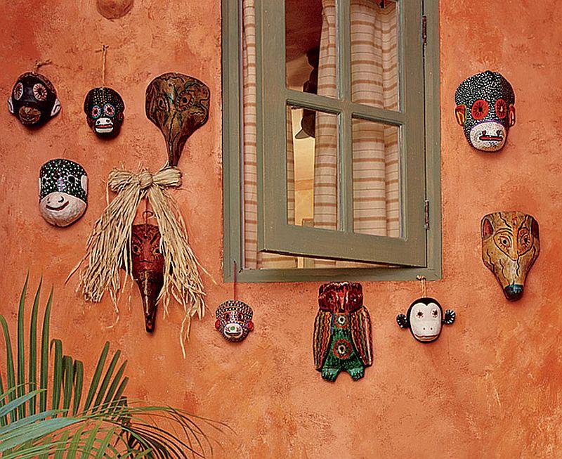adelaparvu.com despre casa mica romantica, decor eclectic, casa Panama, design interior Diane Burn, Foto Michael Calderwood (11)