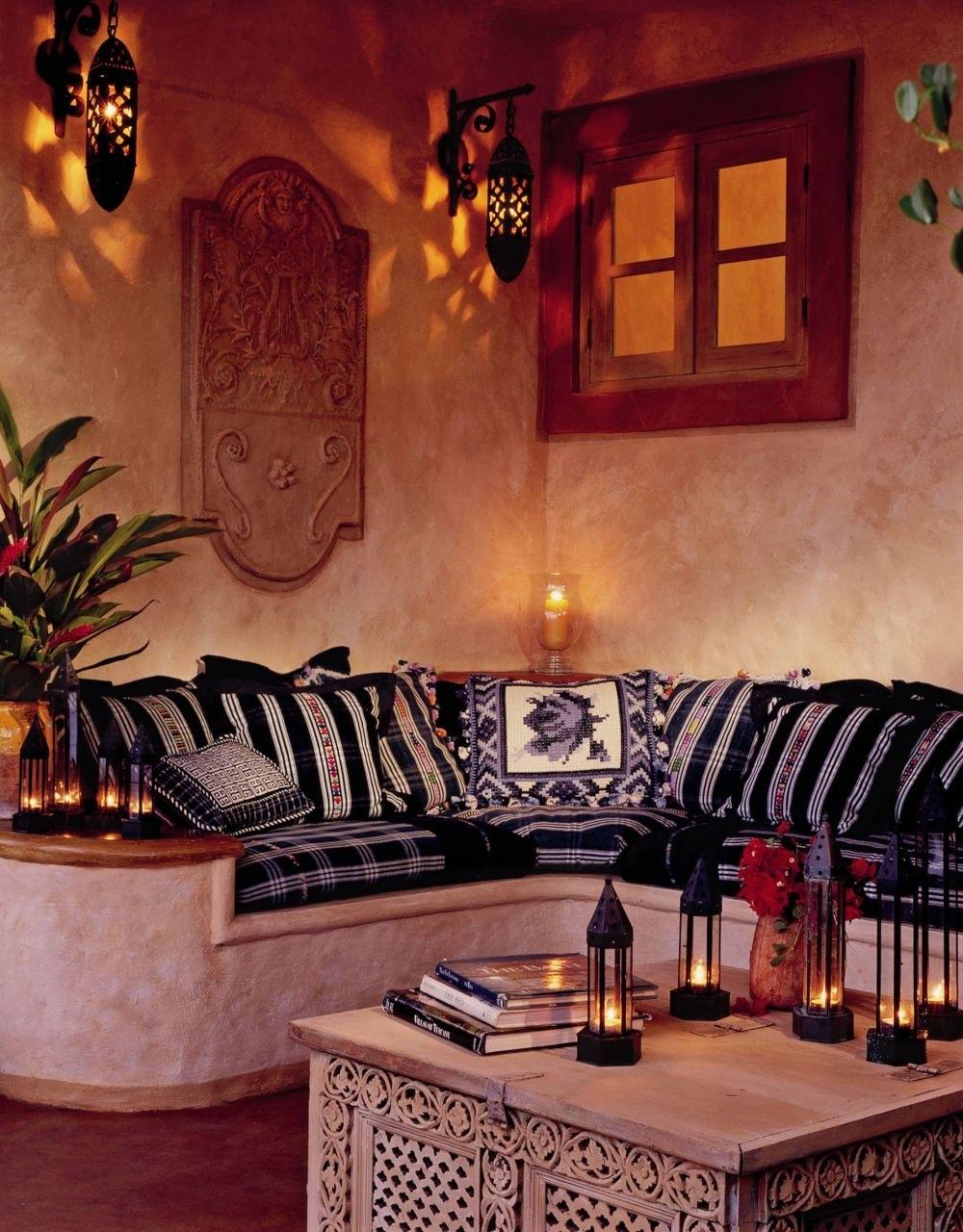 adelaparvu.com despre casa mica romantica, decor eclectic, casa Panama, design interior Diane Burn, Foto Michael Calderwood (5)