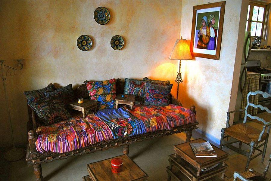 adelaparvu.com despre casa mica romantica, decor eclectic, casa Panama, design interior Diane Burn, Foto Select Panama Real Estate (2)