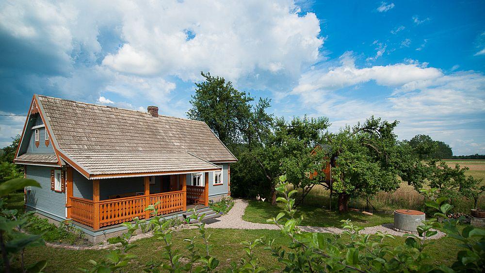 adelaparvu.com despre casa rustica Polonia, pensiune agroturisitica Korolowa Chata  (1)