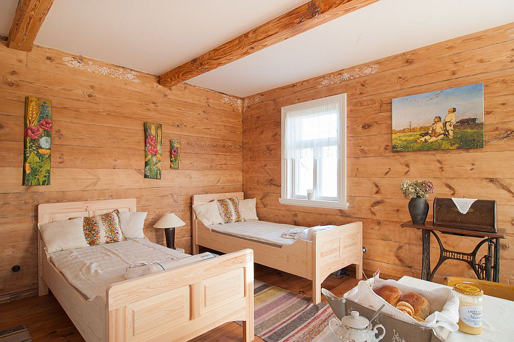 adelaparvu.com despre casa rustica Polonia, pensiune agroturisitica Korolowa Chata  (10)
