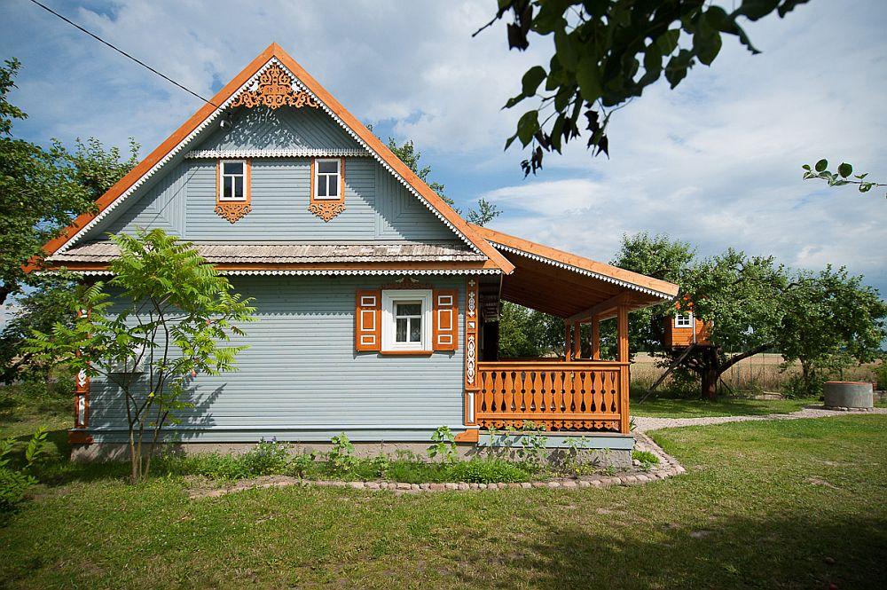 adelaparvu.com despre casa rustica Polonia, pensiune agroturisitica Korolowa Chata  (2)