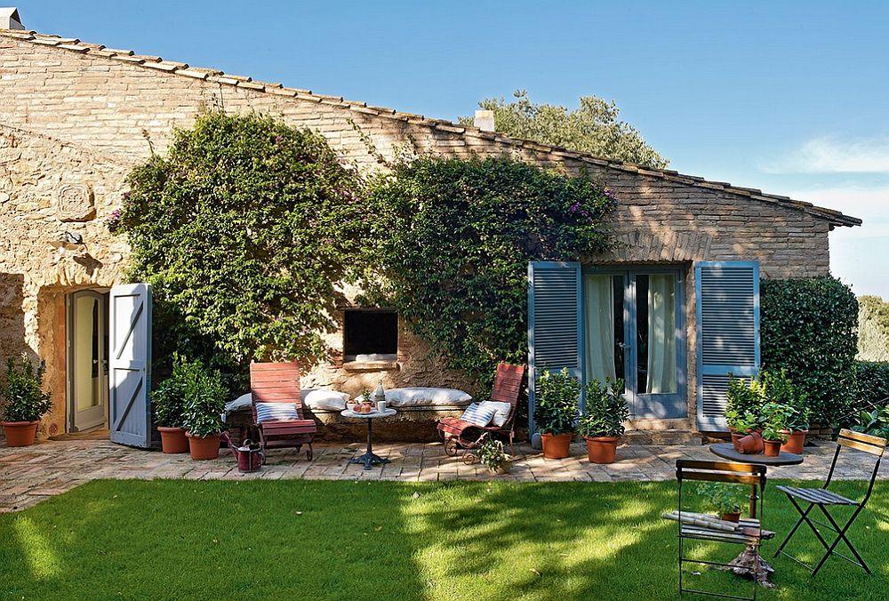 adelaparvu.com despre casa rustica Spania, hambar transformat in casa, arhitecti Lluís Auquer si Ferran Prats (1)