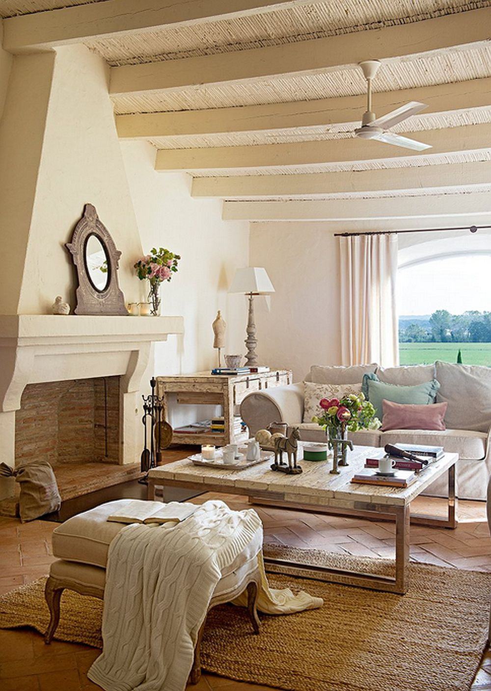 adelaparvu.com despre casa rustica Spania, hambar transformat in casa, arhitecti Lluís Auquer si Ferran Prats (12)