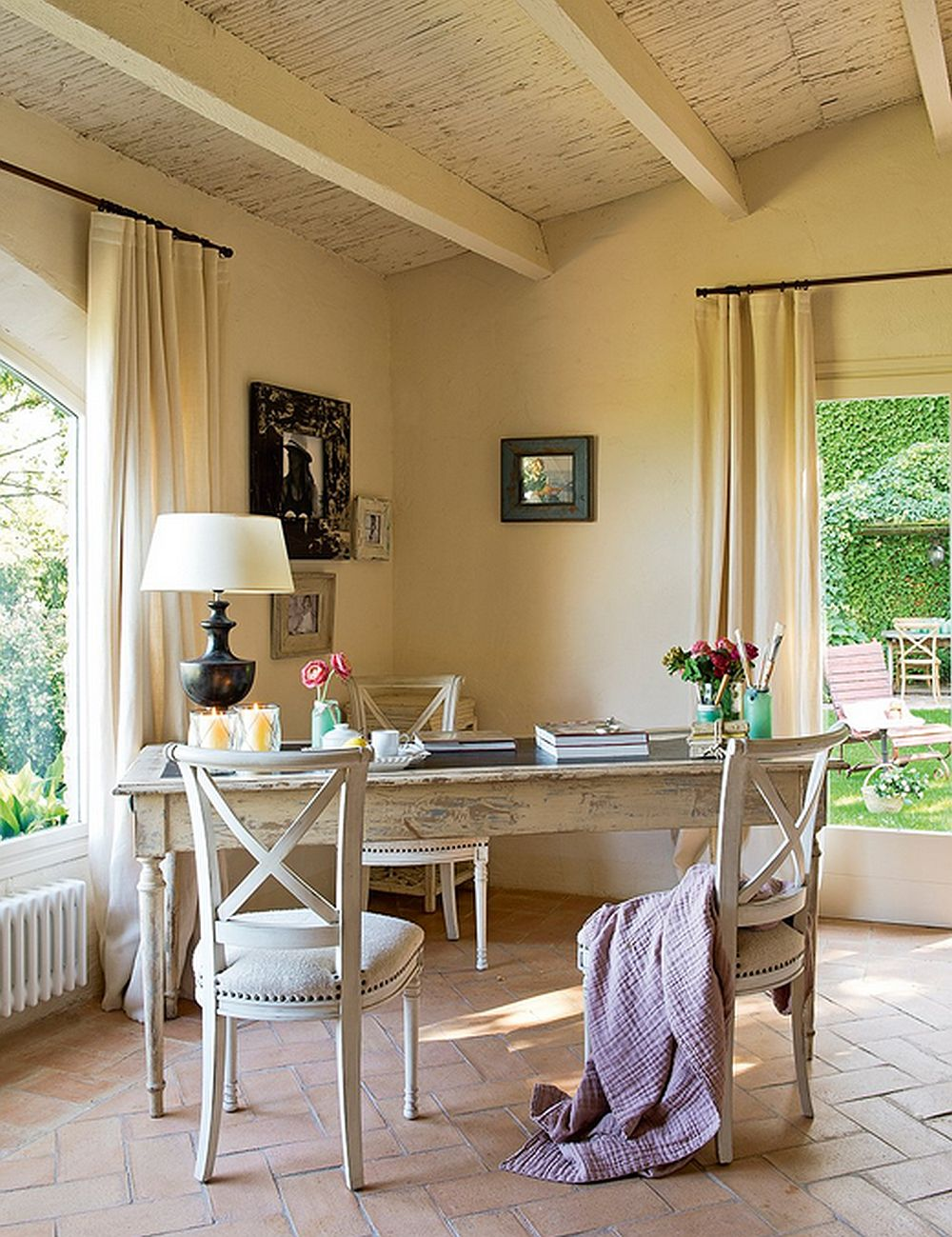 adelaparvu.com despre casa rustica Spania, hambar transformat in casa, arhitecti Lluís Auquer si Ferran Prats (13)