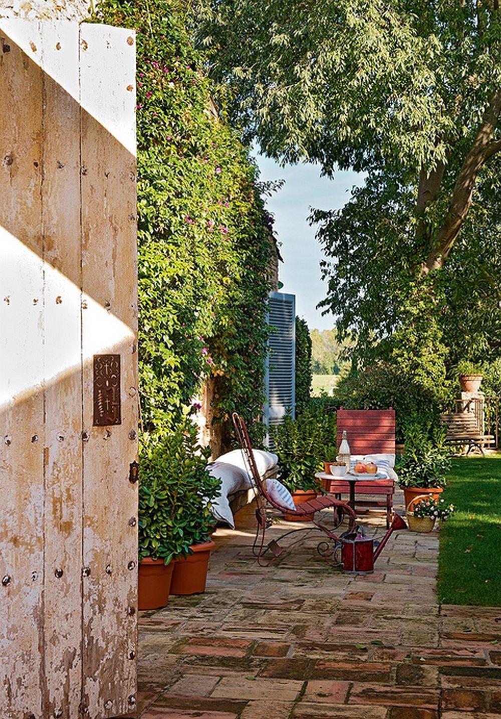 adelaparvu.com despre casa rustica Spania, hambar transformat in casa, arhitecti Lluís Auquer si Ferran Prats (2)