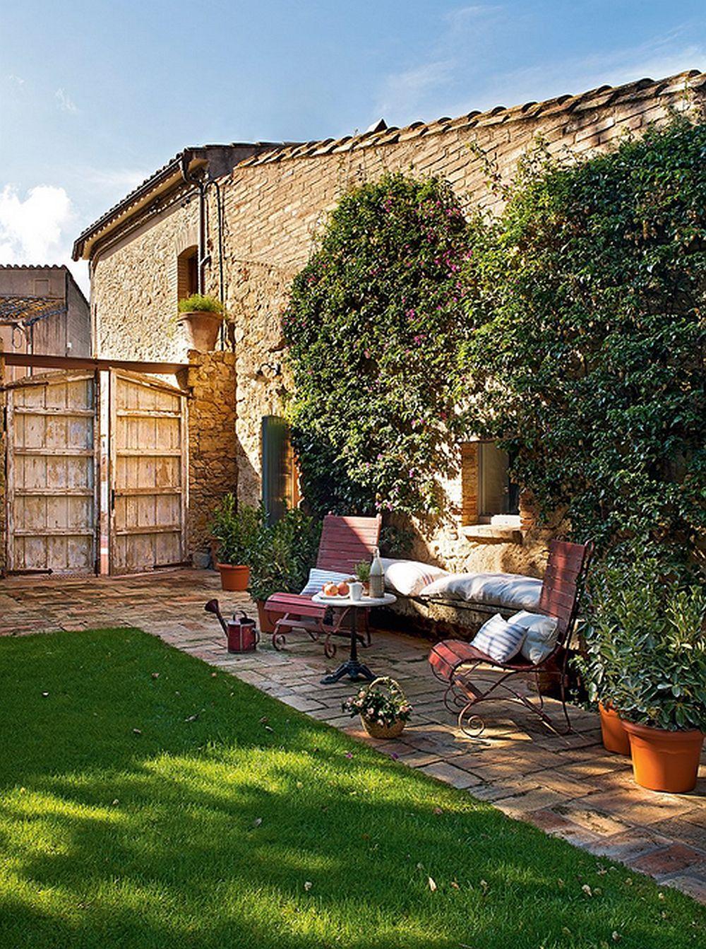 adelaparvu.com despre casa rustica Spania, hambar transformat in casa, arhitecti Lluís Auquer si Ferran Prats (7)