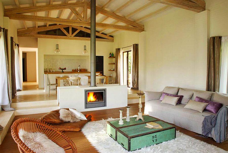 adelaparvu.com despre casa rustica cu aspect de hambar, casa Spania, arhitect Ivana Tuneu (15)