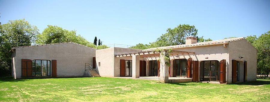 adelaparvu.com despre casa rustica cu aspect de hambar, casa Spania, arhitect Ivana Tuneu (16)